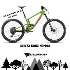 Santa Cruz Nomad V5 Large Half Day