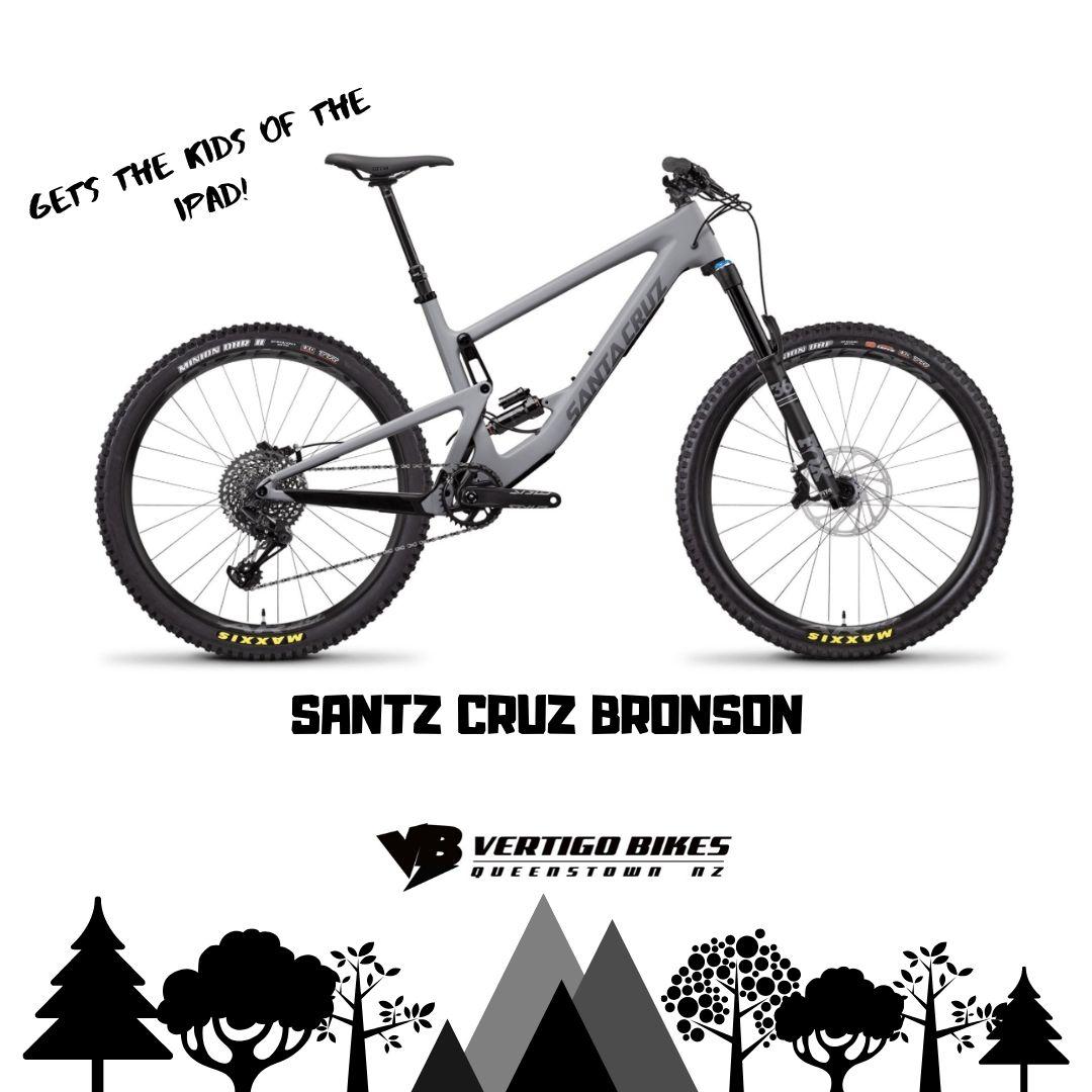 Santa Cruz Bronson C Size Medium