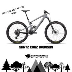 Santa Cruz Bronson C Size Medium
