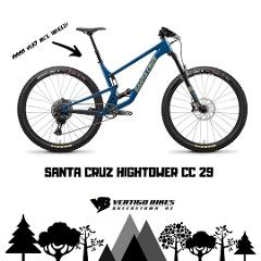 Santa Cruz Hightower C 29 Size XL