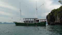 Dive n' Chill Cruise for 5 Days visiting Phi Phi, Koh Haa and Koh Rok Islands