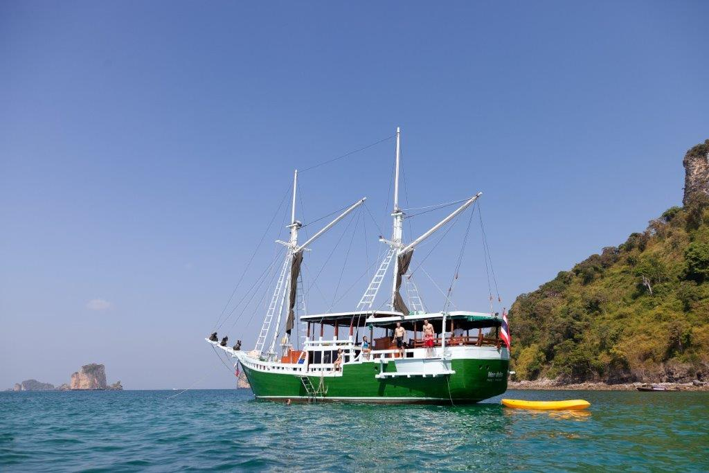 Local Island Day / Dinner  Cruise off Phuket