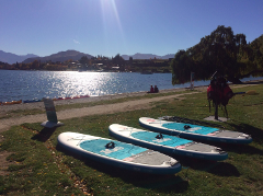 Self Guided Stand up Paddle Board (SUP) rentals
