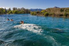 Kayak the mighty Clutha River