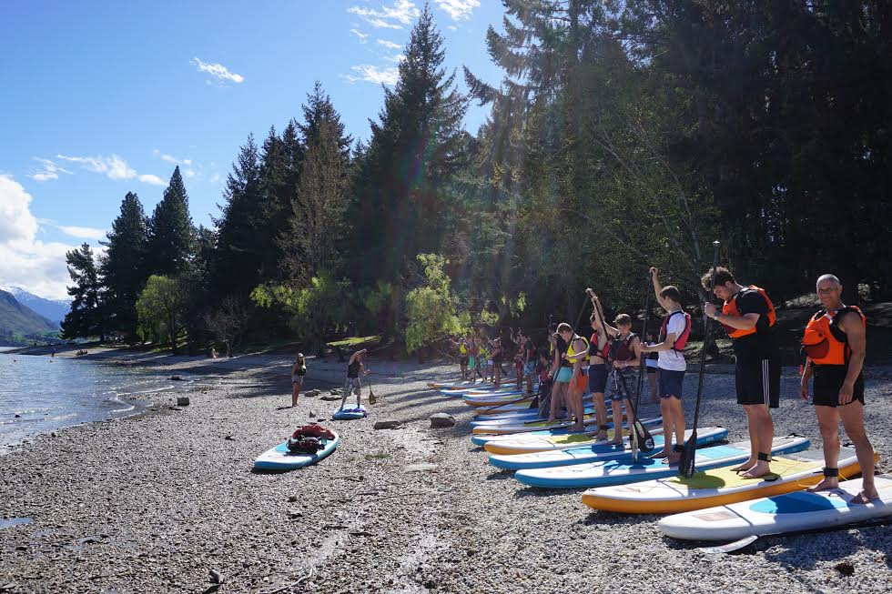 Stand Up Paddle Board (SUP) Instruction