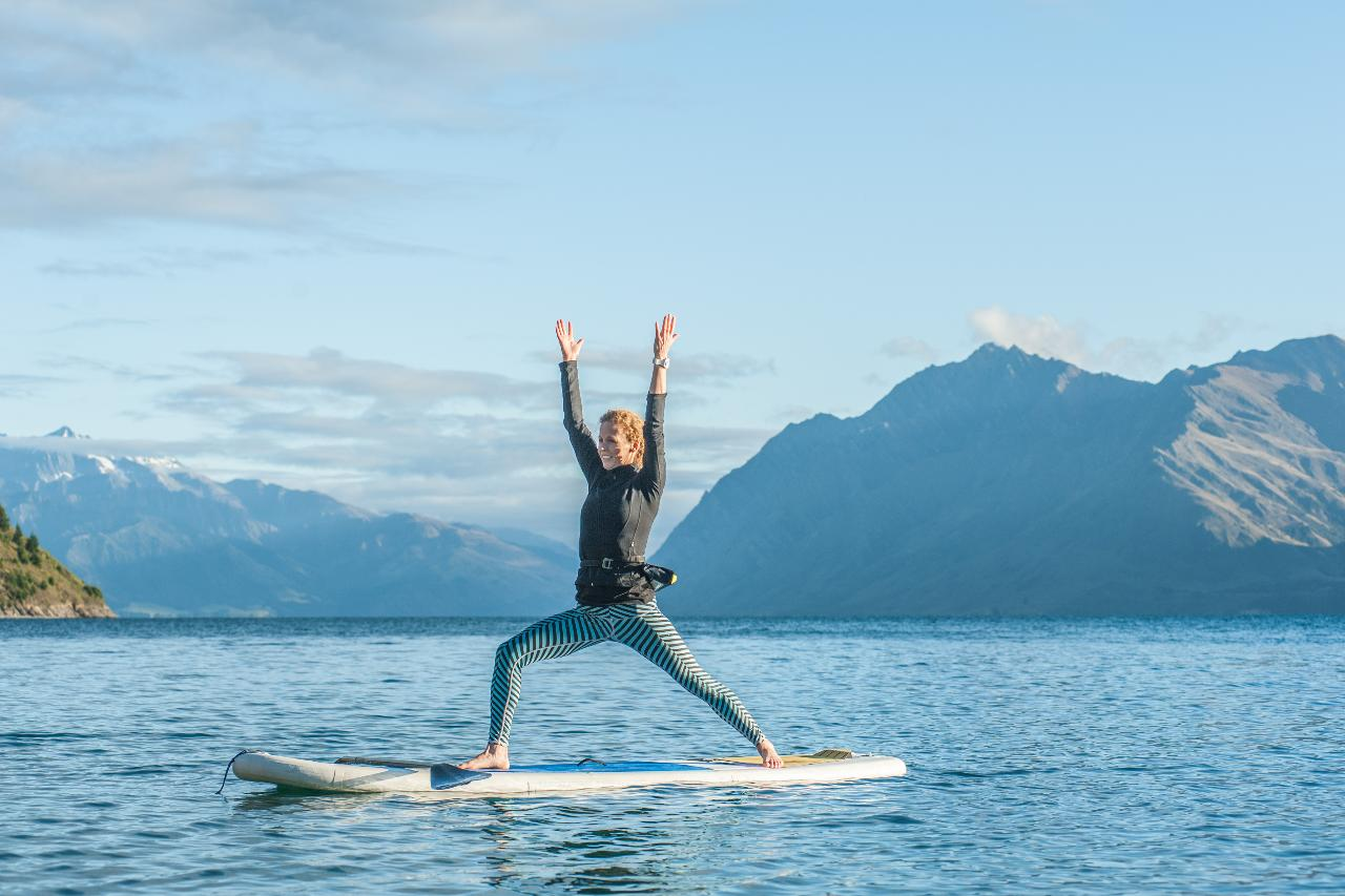 SUP Yoga - Request a date