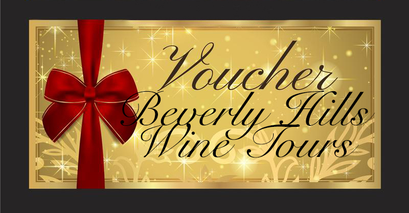 GIFT CERTIFICATE - Beverly Hills Wine Tour: Wine Tasting & City Tour