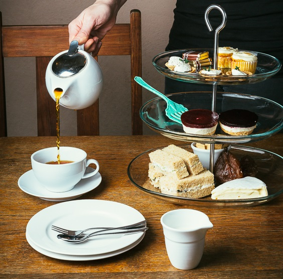 Voucher - Udder Delights Deluxe High Tea