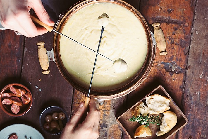 Voucher - Udder Delights Cheese Fondue