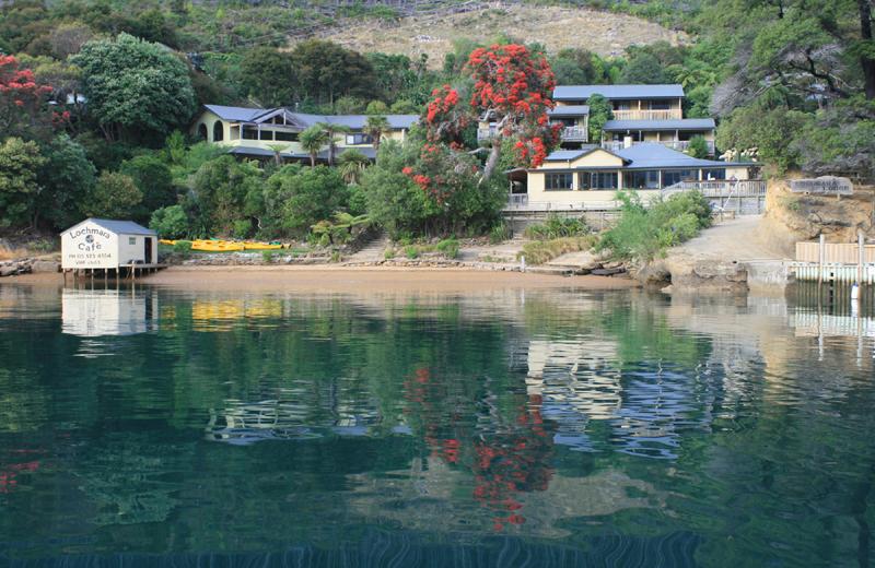 4 Day Upgrade Independent Walk - Furneaux Lodge, Punga Cove & Lochmara Lodge
