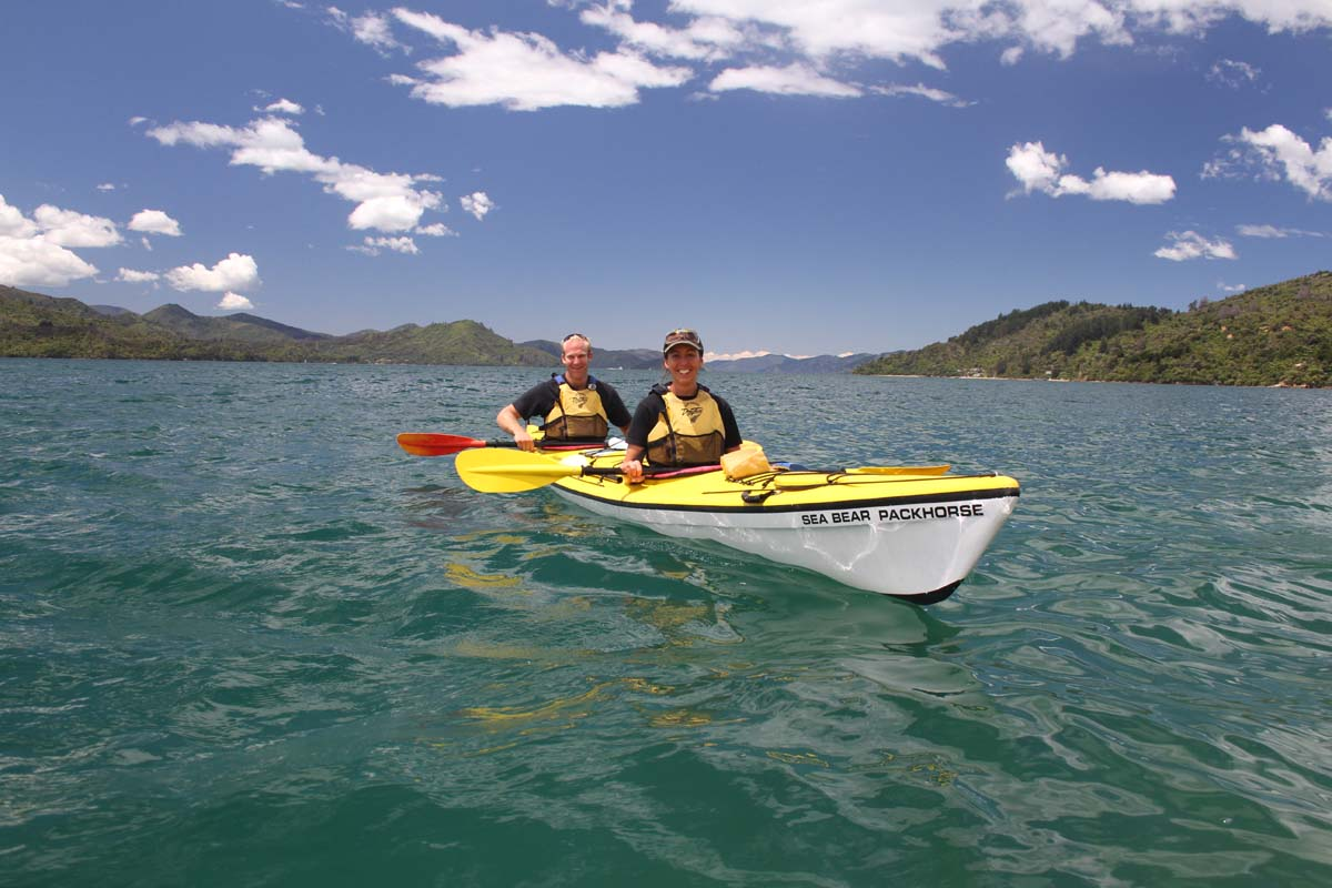 4 Day Gourmet Guided Walk & Kayak