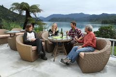 5 Day Standard Independent Walk - Furneaux Lodge, Punga Cove & 2 nights at Portage Hotel