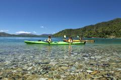Kayak Rental - Multi day Queen Charlotte Package