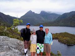 Cradle Mountain Family Adventure