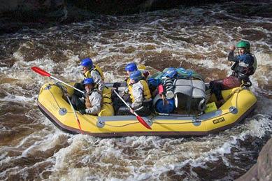 Franklin River Rafting & Frenchman's Cap 11-day Expedition Tasmania Australia