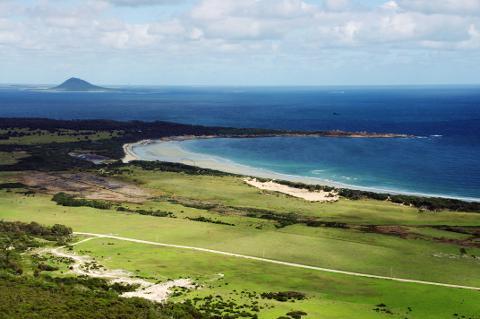 Flinders Island Walking Adventure Tasmania Australia
