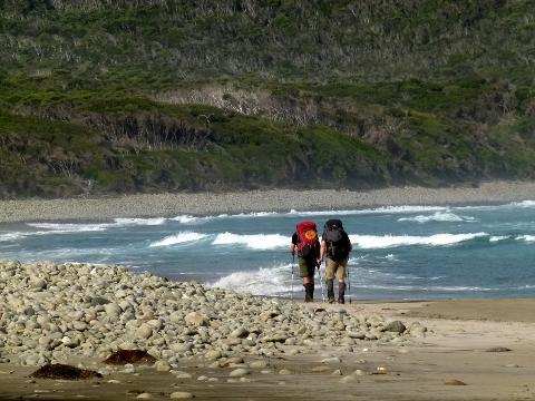 The South Coast Track Tasmania Australia