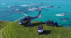 Kaikoura Helicopters ATV adventure