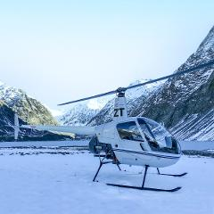 YouFly Trial Flight - Kaikoura Helicopters