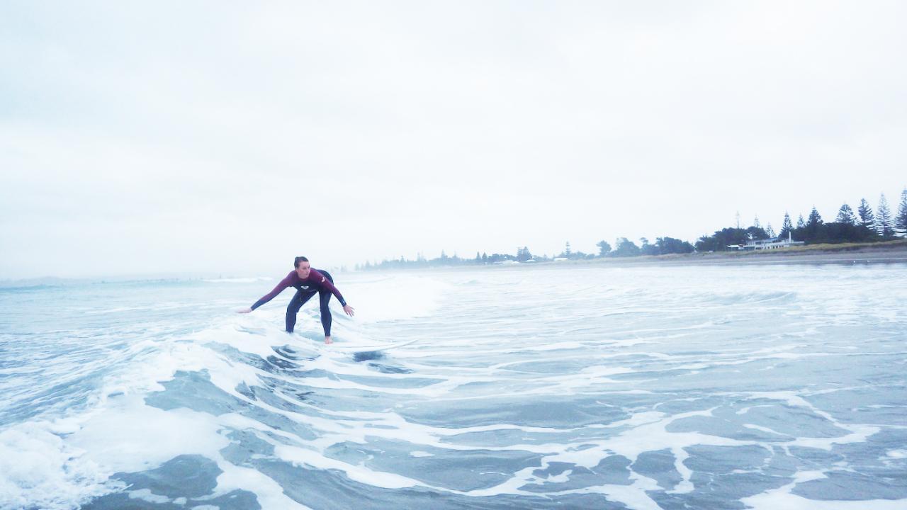 3 Surf Lesson Concession