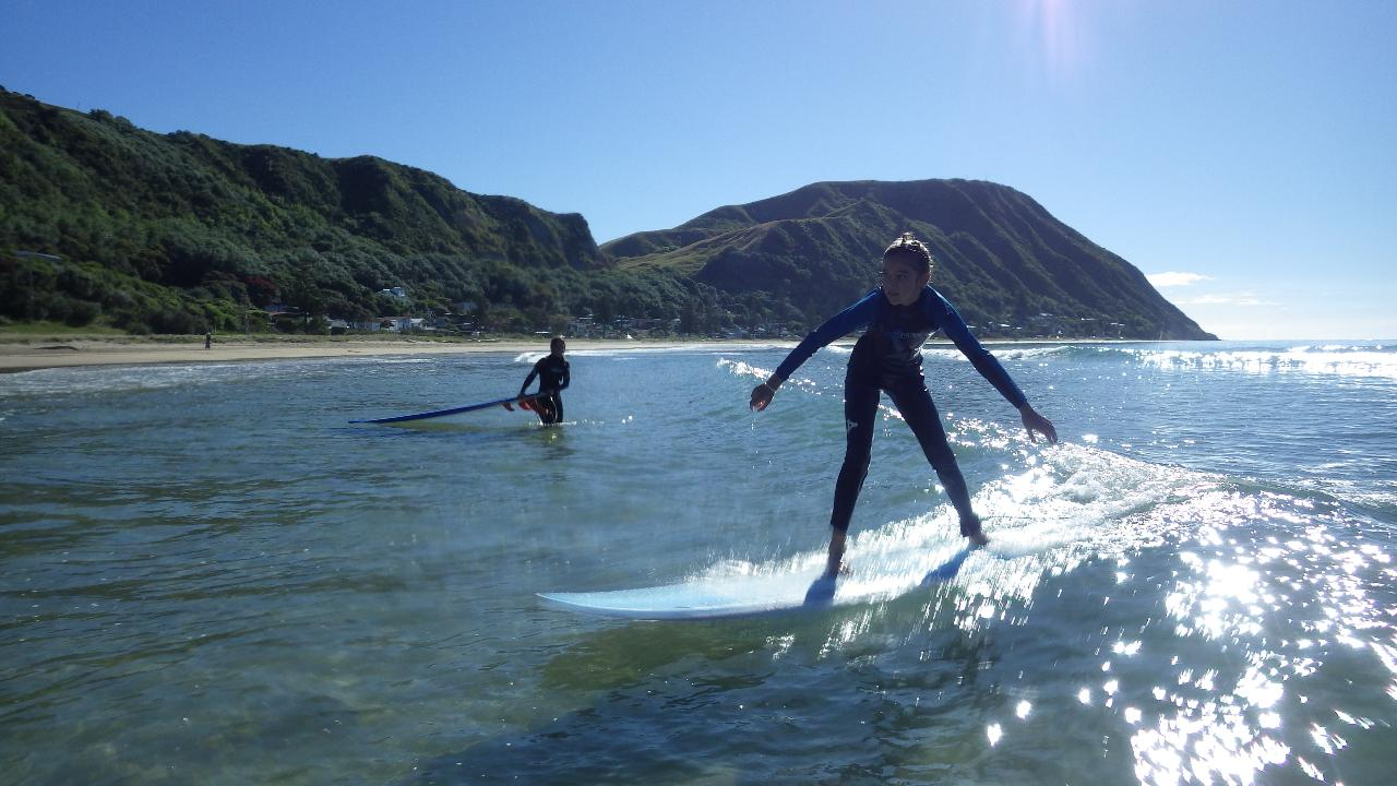 Gisborne Kids Surf Club 5 Sessions