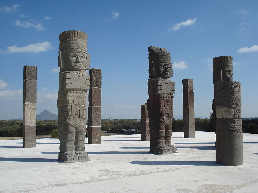 From Mexico City: Private Tour to Tula & Tepotzotlan