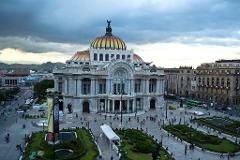 Mexico: Private walking tour in Mexico City