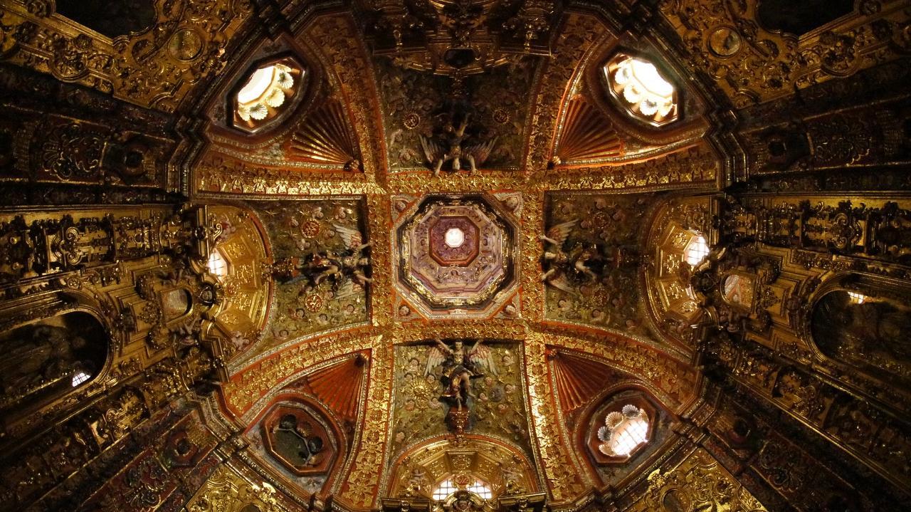 From Mexico City: Private Tour to Tula & Tepotzotlan