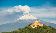 From Mexico: Private Tour to Puebla & Cholula