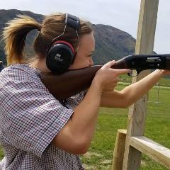 Clay Target Shooting