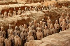 Xian Small Group Tour: Terracotta Army & Banpo Museum