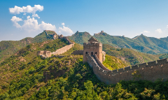 Beijing Mutianyu Great Wall & Underground Palace Bus Tour