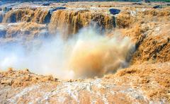 Private One Day Xian Side Tour to Hukou Waterfall