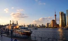 Shanghai Highlight Afternoon & Evening Tour