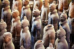 Xian Terracotta Warriors Walking Tour with Transfer Option