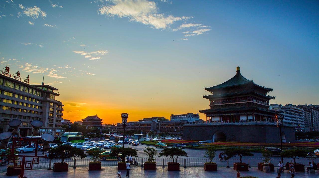 Xian Downtown and Muslim Quarter Food Tour