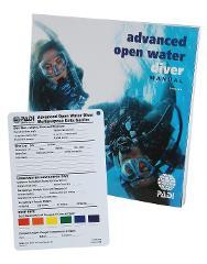 PADI Advanced Open Water Diver -  Digital Manual Included