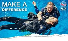 PADI Rescue Diver - eLearning Diver ( Practical portion only)