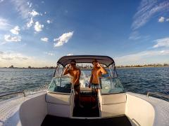 Polycraft Bowrider Mary 100HP - Full Day