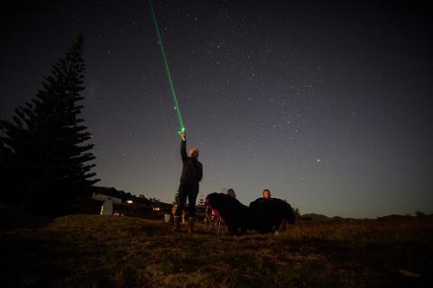 Heavens Above - Private Dark Sky Experience
