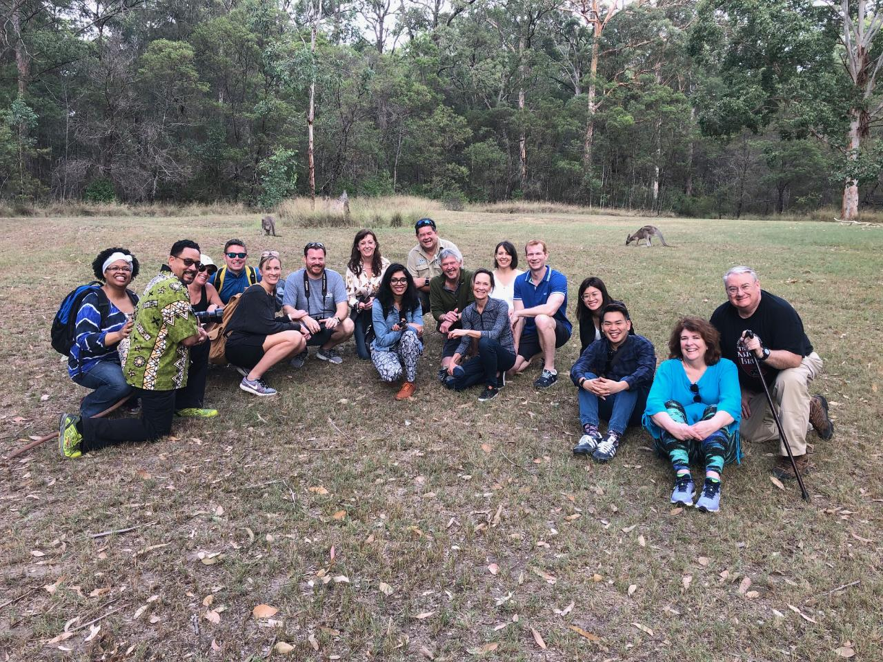 Blue Mountains #1 Day Tour includes breakfast in the Aussie Bush