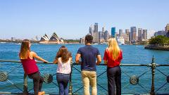 Spectacular Sydney with Captain Cook Lunch Cruise (J63LC)