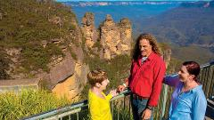 Blue Mountains & Australian Wildlife with River Cruise (J15C)