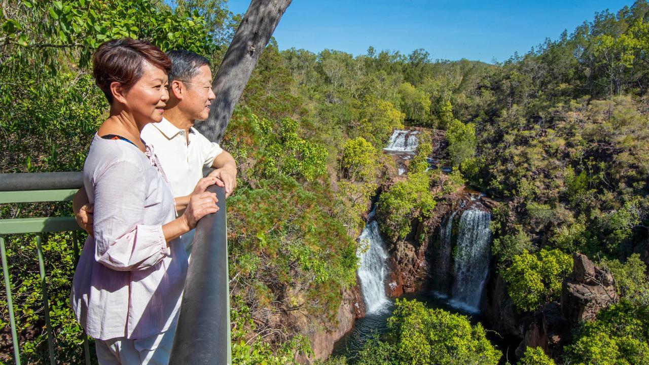 Litchfield National Park Waterfalls (D5)