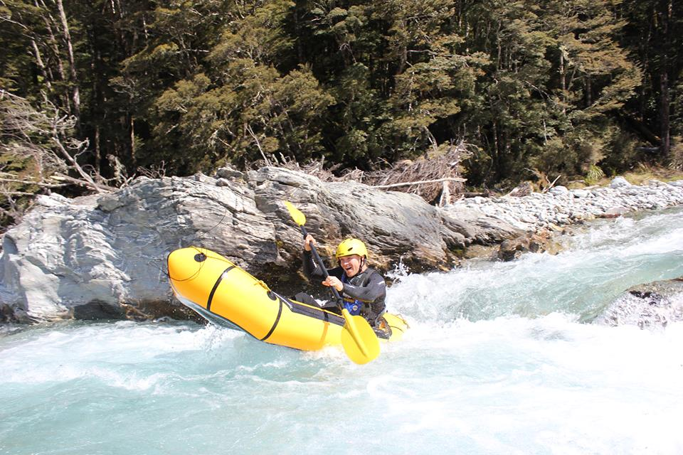 Packrafting 101 with Rescue 3