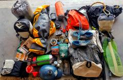 Packrafting Paddle Clinic