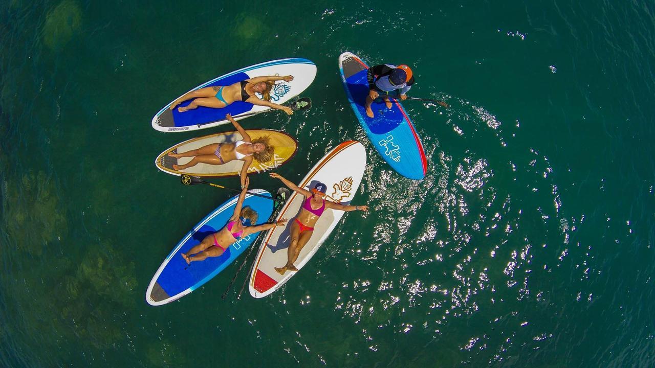 1HR Starboard SUP Rental