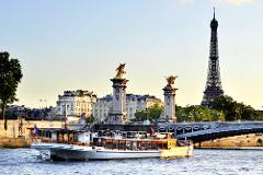 5-Day Deluxe Package in Paris