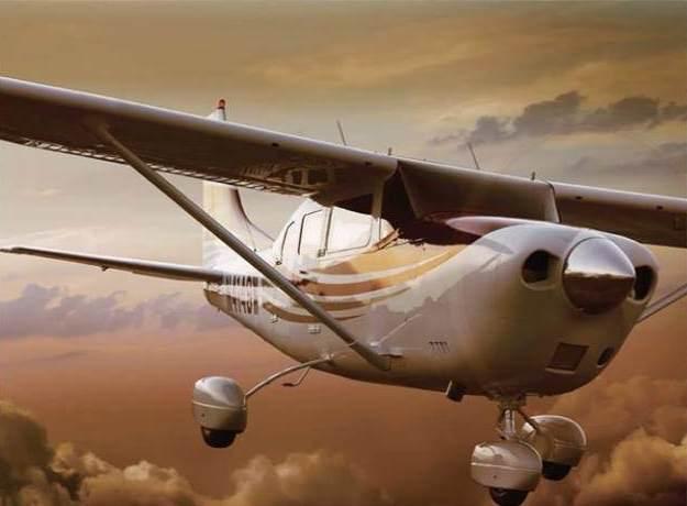 Panama Airplane Tour