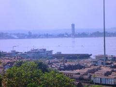 VIP Express Congo River Ferry (Crossing and Immigration Assistance) between Kinshasa and Brazzaville